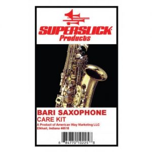 Superslick Baritone Sax Care Kit
