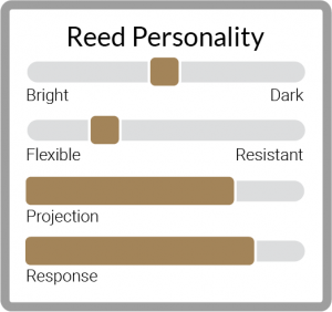 Legere Reeds Signature Saxophone Personality