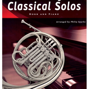15 Easy Classical Solos for French Horn & Piano