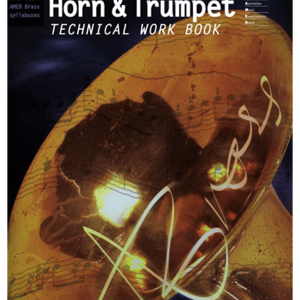 AMEB Technical Workbook for Horn & Trumpet