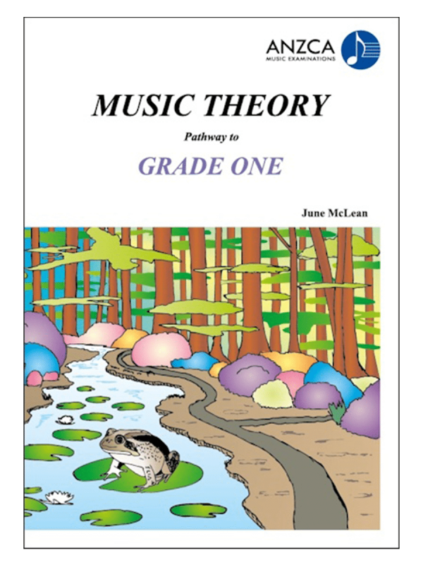 ANZCA Music Theory - Pathway to Grade One