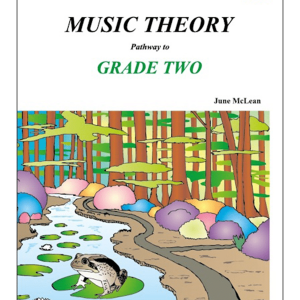 ANZCA Music Theory - Pathway to Grade Two