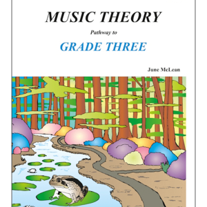 ANZCA Music Theory - Pathway to Grade Three
