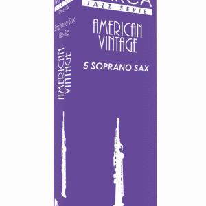 Marca American Vintage Reeds - Soprano Sax (Bx 5)