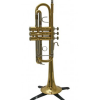 BG Compact Trumpet/Soprano Sax Stand with Grips
