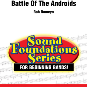 Battle of the Androids - Rob Romeyn - Gr 1/2
