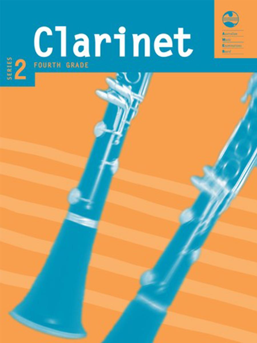 AMEB Clarinet Series 2 Grade 4