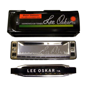 Lee Oskar Harmonica - Major Diatonic Tunings