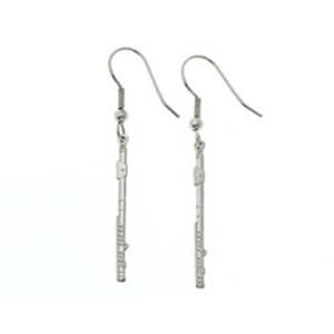 Flute Earrings