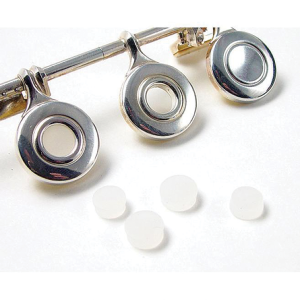 French Open Hole Flute Plugs (Medium) Set of 5