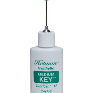 Hetman #17 Medium Key Oil