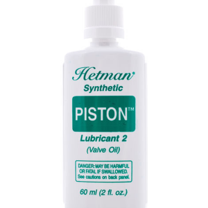 Hetman #2 Piston Valve Oil