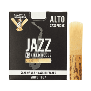 Marca Jazz Reeds Filed - Alto Sax (1 Reed)