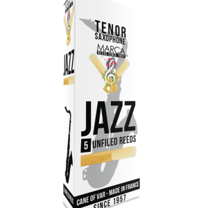 Marca Jazz Reeds Unfiled - Tenor Sax (Bx 5)
