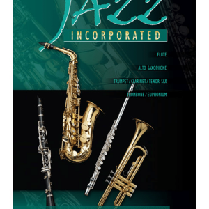 Jazz Incorporated Vol. 1 – Winds & Brass (Kerin Bailey)