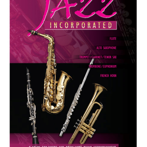 Jazz Incorporated Vol. 2 – Winds & Brass (Kerin Bailey)