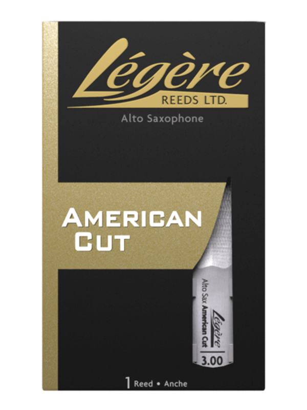 Legere American Cut Alto Sax Reed - Different Hardnesses