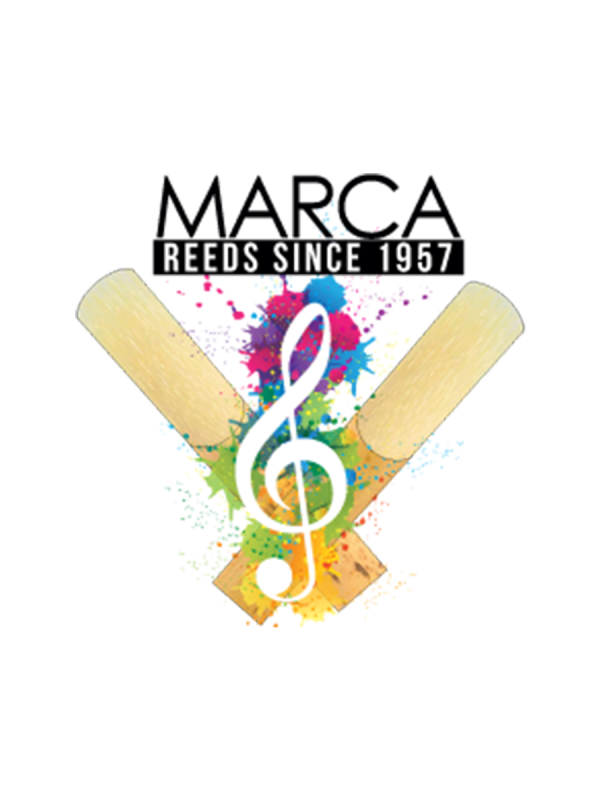 Marca 'Pete Fountain' Bb Clarinet Reeds - Box of 10