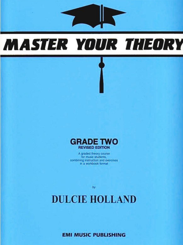 Master Your Theory (Dulcie Holland) - Grade 2