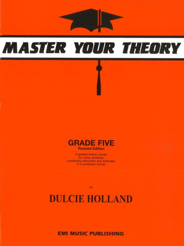 Master Your Theory (Dulcie Holland) - Grade 5