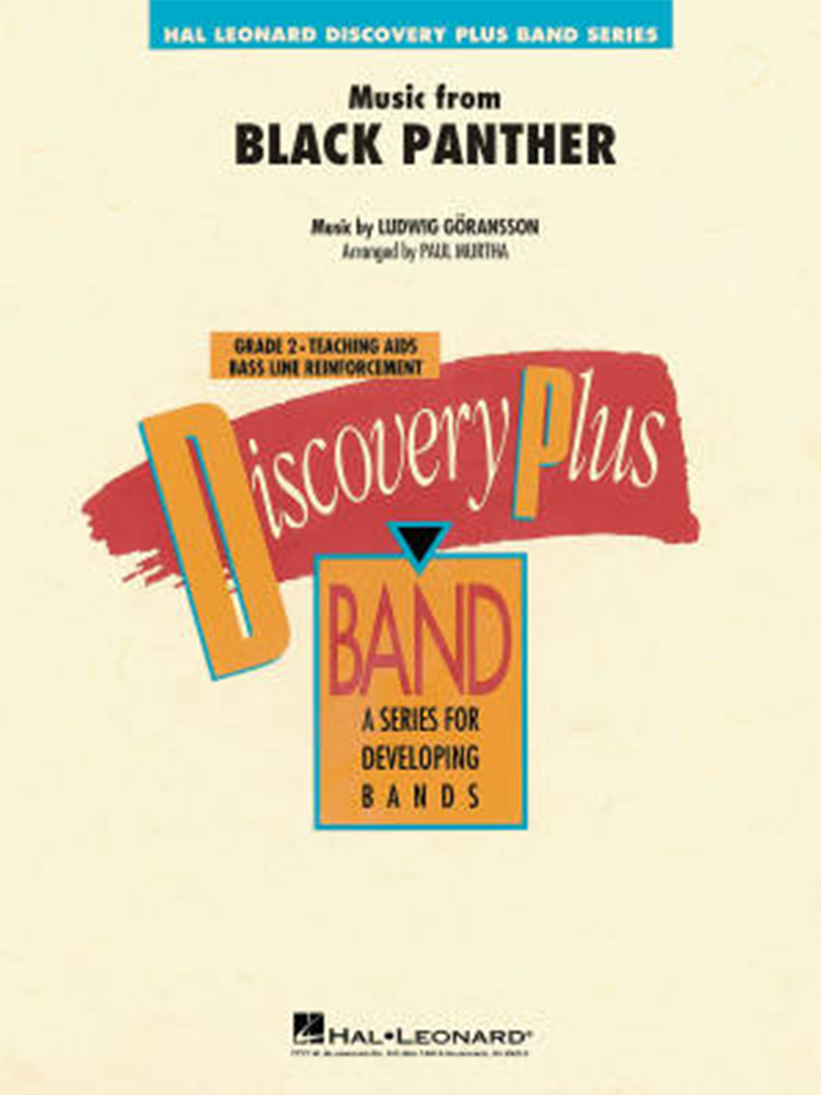 Music from Black Panther - Developing Band