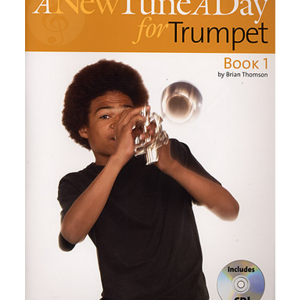 A New Tune A Day - Trumpet (Book 1)