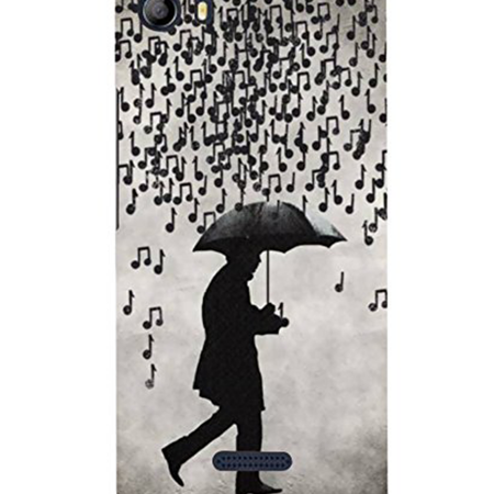 """Musical Rain"" iPhone Cover - Different Models"