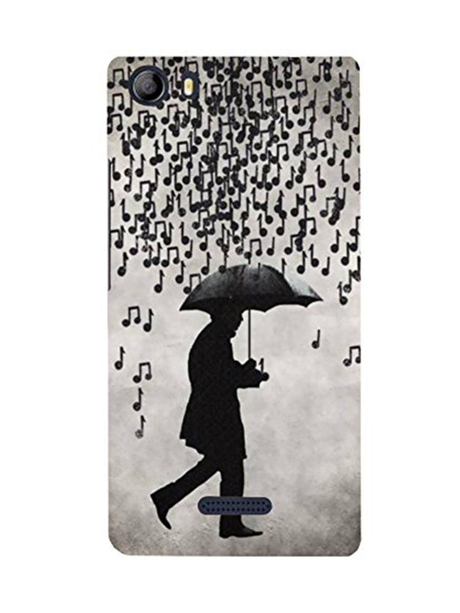 """""""Musical Rain"""" iPhone Cover - Different Models"""