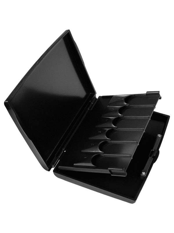 Protec Clarinet Reed Case - 12 Reeds (Black)