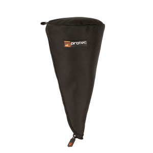 Protec French Horn Mute Bag - Single - Black