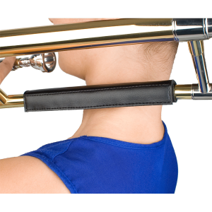 Protec Single Trombone Leather Neck Guard