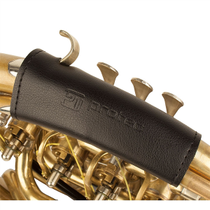 Protec French Horn Leather Hand Guard (Small/Large)