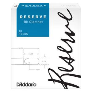 D'Addario Reserve Bb Clarinet Reeds (1 reed)