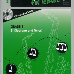 AMEB Saxophone for Leisure Bb Gr 1