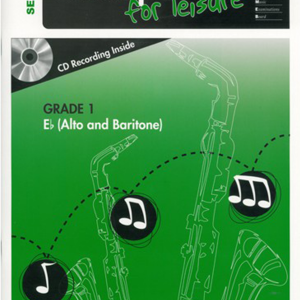AMEB Saxophone for Leisure Eb Gr 1