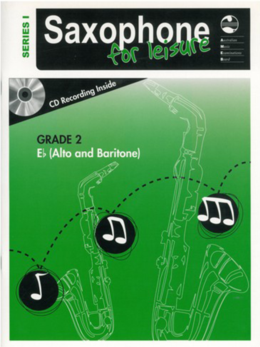AMEB Saxophone for Leisure Eb Gr 2