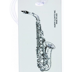Musical Instrument Luggage Tag
