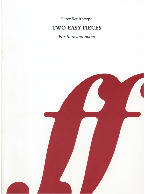 Peter Sculthorpe - Two Easy Pieces (Fl+Pno)