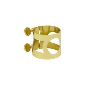 Conn-Selmer Baritone Sax Ligature Gold Lacquered