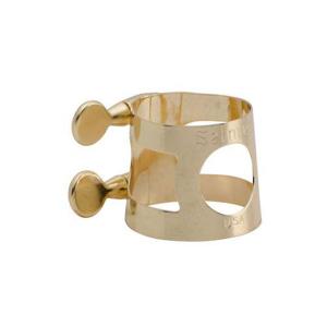 Conn-Selmer Tenor Sax Ligature Gold Lacquered