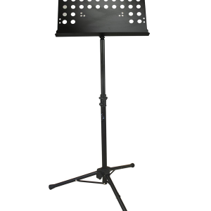 SoundArt Deluxe Orchestral Music Stand (Black)