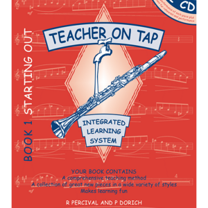 Teacher on Tap - Bb Clarinet - Book 1 Starting Out