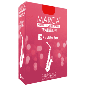 Marca Tradition Reeds - Alto Sax (Bx 10)