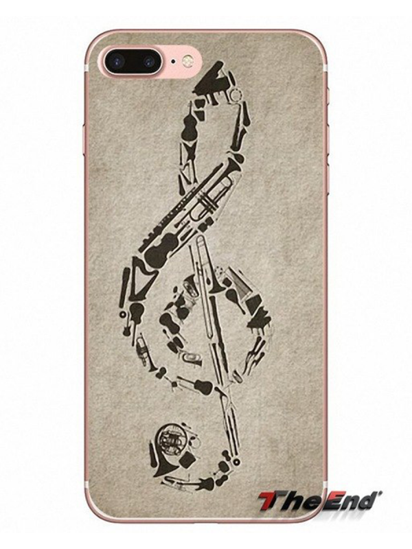 """""""Treble Clef"""" iPhone Cover - Different Models"""