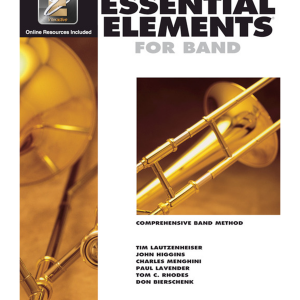 Essential Elements for Band - Var. Instruments