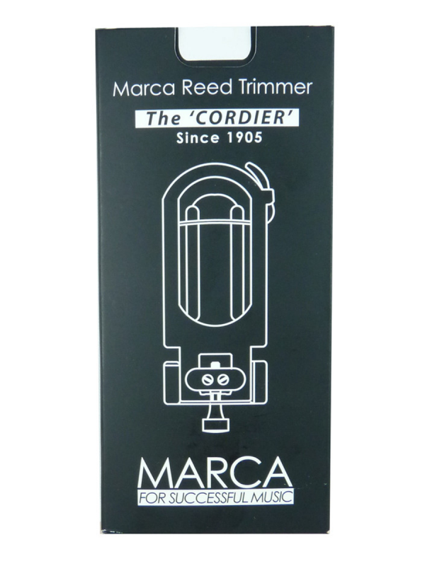 """Marca """"Cordier"""" Reed Trimmer - Bb Clarinet"""