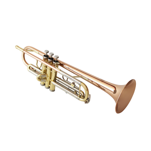 Syrinx STR201 Student Trumpet with Copper Bell and Leadpipe
