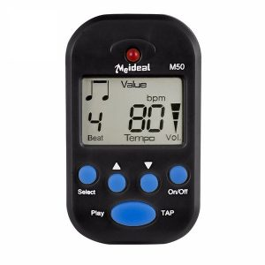 Meideal M50 Metronome Black and Blue