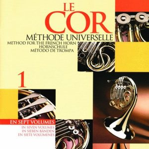Bourgue Method for French Horn Volume 1