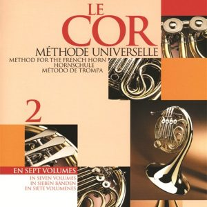 Bourgue Method for French Horn Volume 2